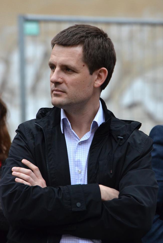 Главный архитектор Москвы Сергей Кузнецов. Фотография предоставлена пресс-службой Москомархитектуры