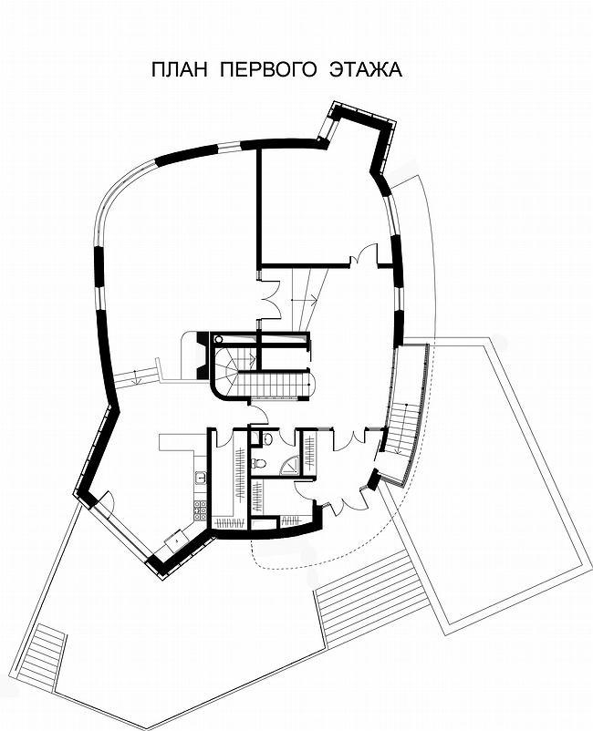 Застройка центральной зоны поселка «Никольская слобода»