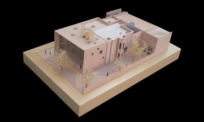 Культурный центр Элены Гарро © Fernanda Canales + arquitectura 911sc