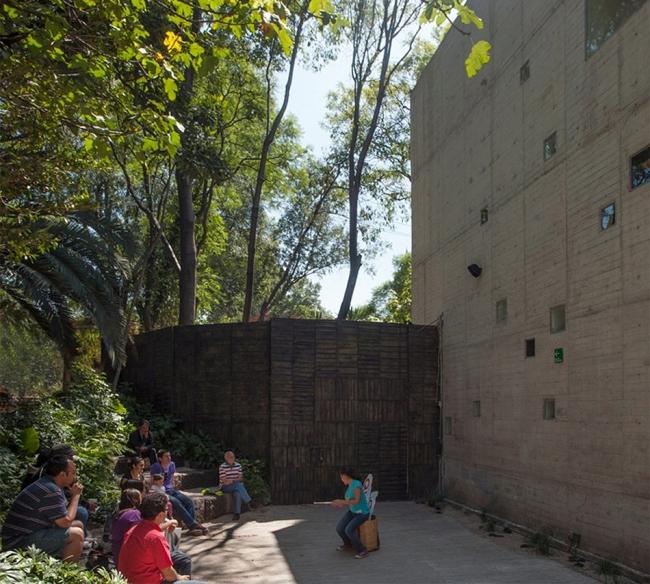 Культурный центр Элены Гарро © Jaime Navarro
