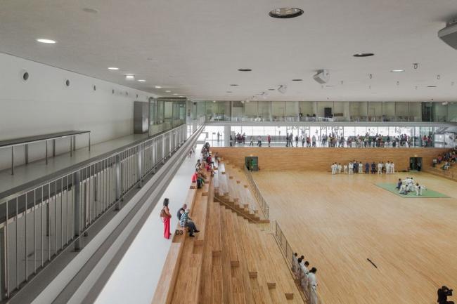 Культурный центр в Виана-ду-Каштелу © Joao Morgado