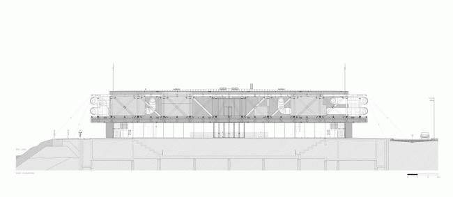 Культурный центр в Виана-ду-Каштелу © Eduardo Souto de Moura