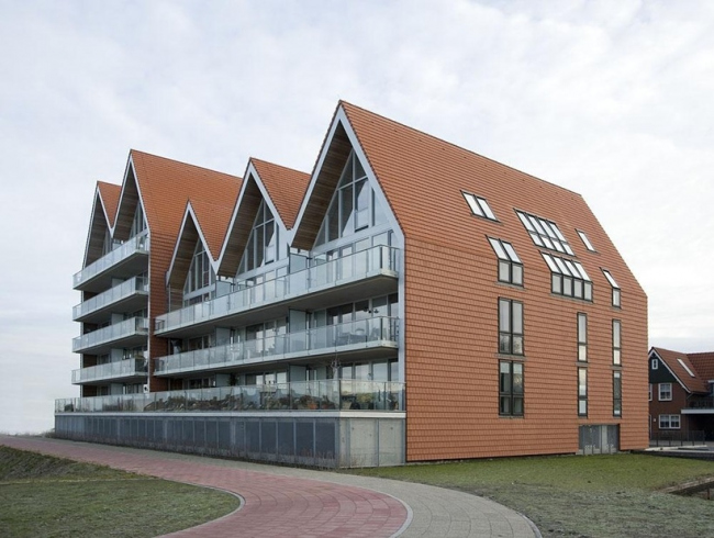 Жилой дом Vosseborg © aTA