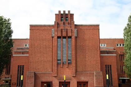 Илл. 3. Иерусалимская церковь в Амстердаме, арх. Ф.Б.Янтсен, 1929. © А.Д. Бархин
