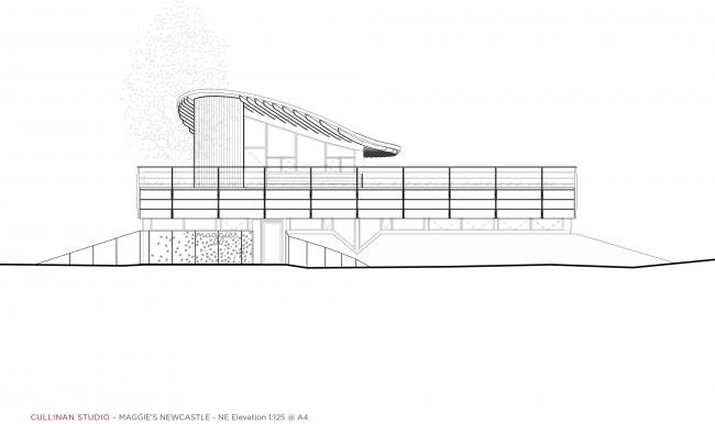 Онкологический центр Мэгги больницы Фримен © Cullinan Studio