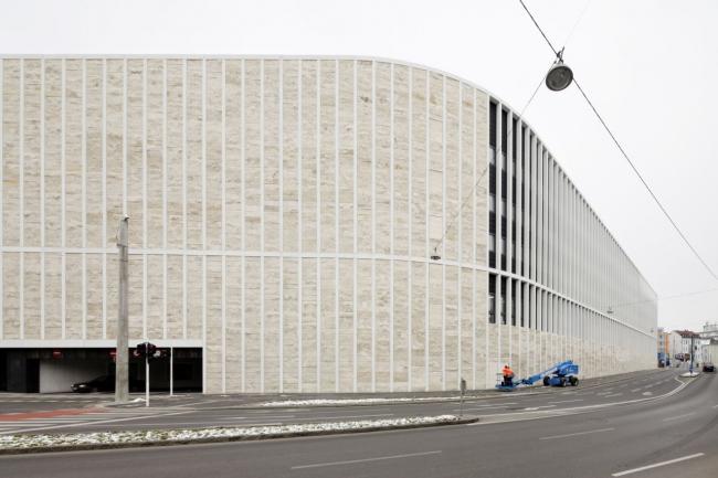 Музыкальный театр в Линце. Фото © Helmut Karl Lackner