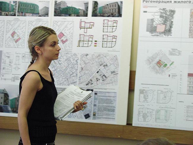 Обсуждение проекта: Лялин пер., 1/36 Фотографии Юлии Тарабариной