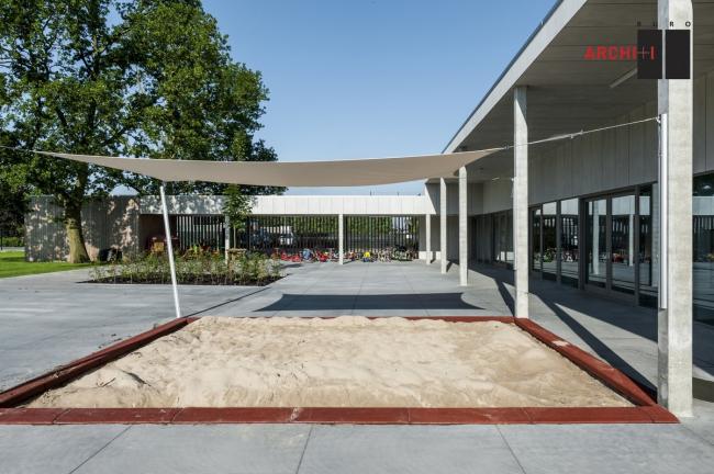 Центр продленного дня для школьников © Klaas Verdru