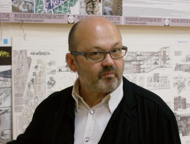 Оскар Мамлеев. Фотография предоставлена О. Мамлеевым