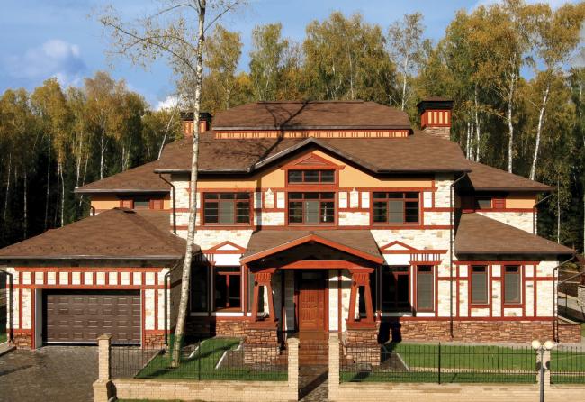 КП «ВауТутинки», частная резиденция.