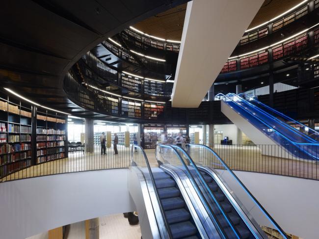 Библиотека Бирмингема © Christian Richters