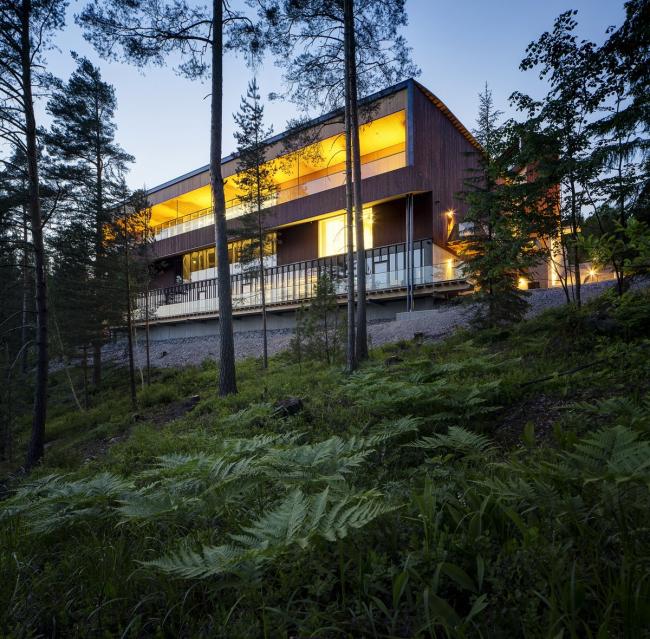 Haltia - Центр финской природы © Mika Huisman