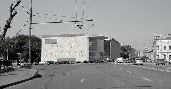 The exposition centre -concert complex of private musical collections
