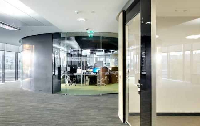 Штаб-квартира компании «Лаборатория Касперского» © ABD architects