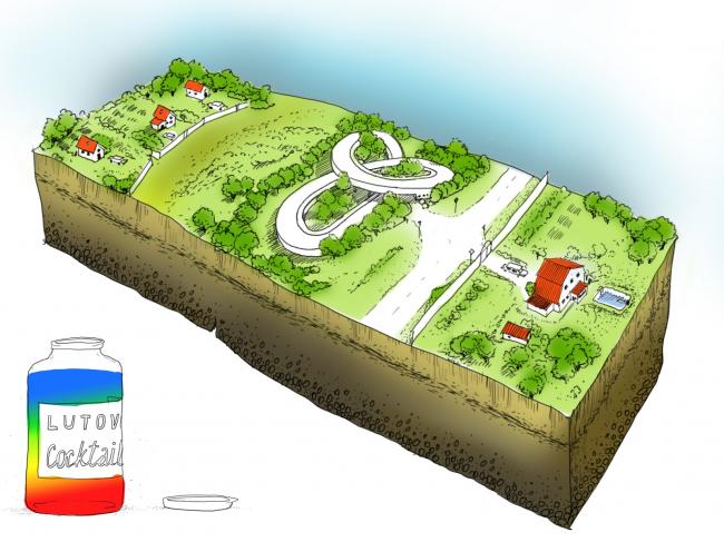 Проект «Лютов Коктейль или СоциальныйМикс». Иллюстрация предоставлена организаторами.