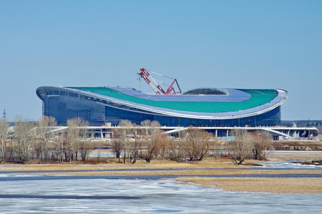 Футбольный стадион «Казань-арена»