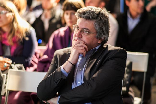 Пьер-Витторио Аурели © Strelka Institute