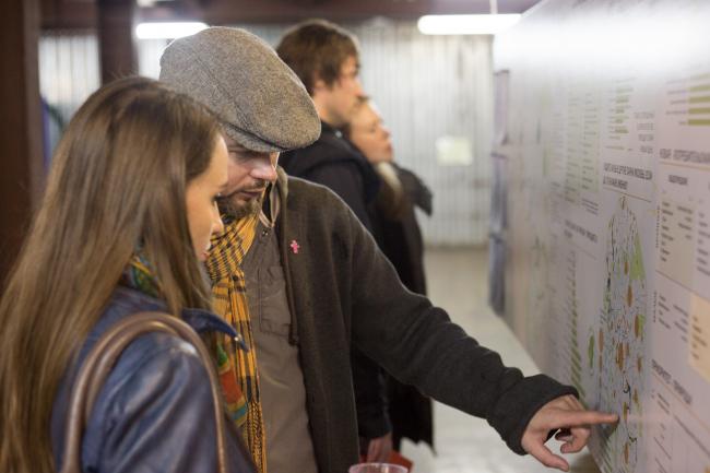 Фото предоставлено пресс-службой Высшей Школы Урбанистики.