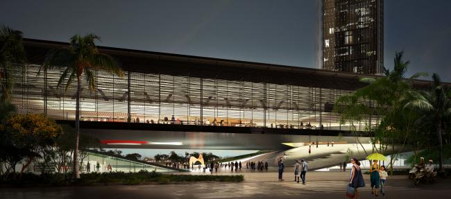 2-е место. Проект Жана-Лу Бальдаси и Фелиса Фанюэля. Изображение с сайта tccenter.com.tw