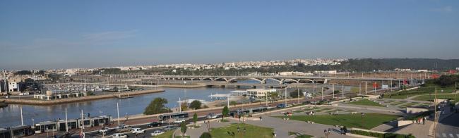 «Инфраструктурный проект Рабат – Сале» (2011, архитектор и инженер Марк Мимрам)  © AKAA / Marc Mimram