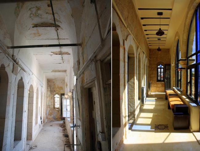 Восстановление исторического центра палестинского города Бирзейт (2008–2012, Riwaq) © AKAA / Riwaq