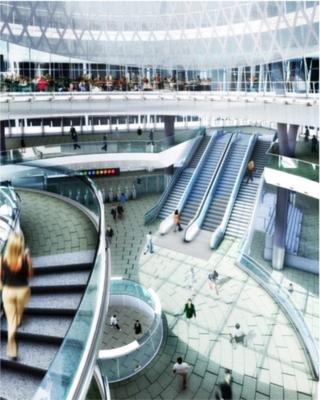 Транспортный терминал Фултон-центр