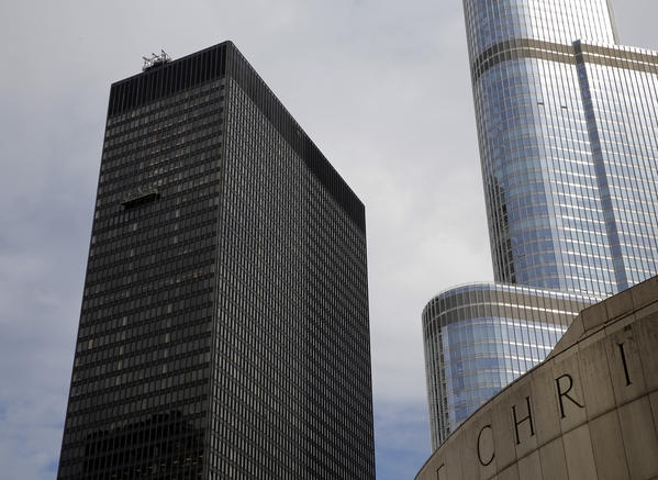Здание IBM. Фото © Chuck Berman / Chicago Tribune