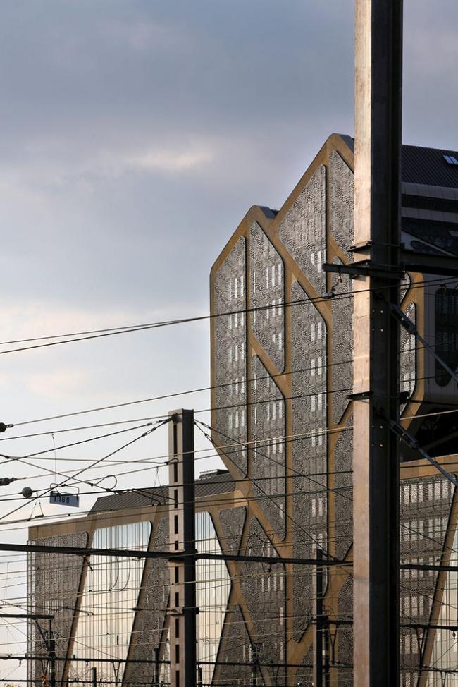 Дворец правосудия города Хасселт © Philippe van Gelooven