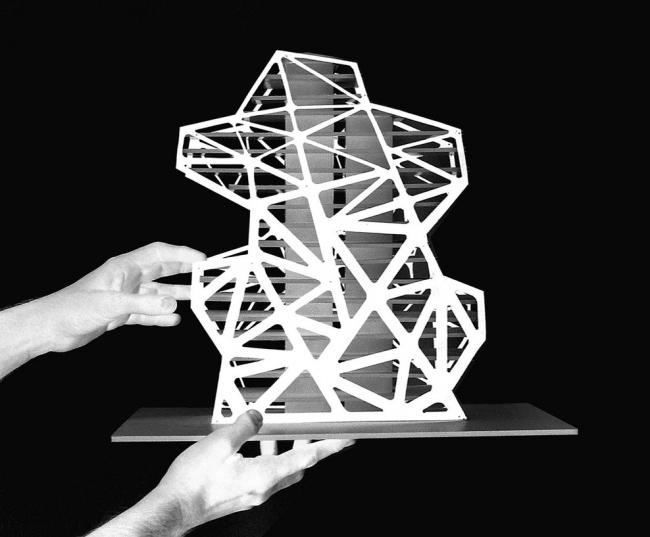Дворец правосудия города Хасселт © J. MAYER H. Architects, a2o Architecten, Lens°ass Architecten