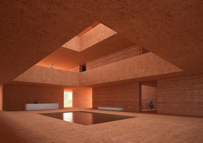 Музей фотографии и визуальных искусств - MMPVA © David Chipperfield Architects