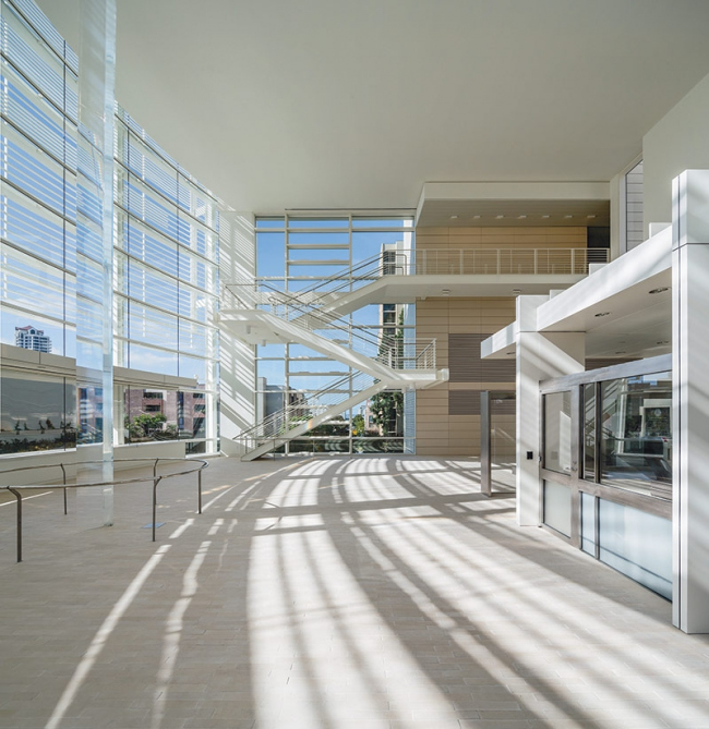 Здание Федерального суда США в Сан-Диего © Tim Griffith