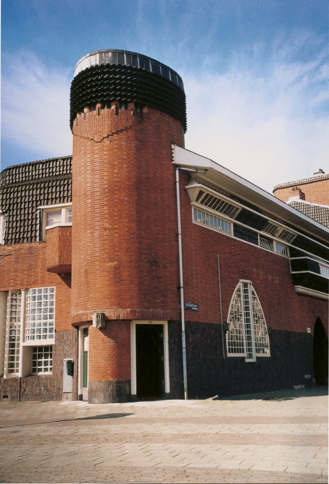 Жилой комплекс «Хет Схип». Фото предоставлено музеем «Хет Схип»