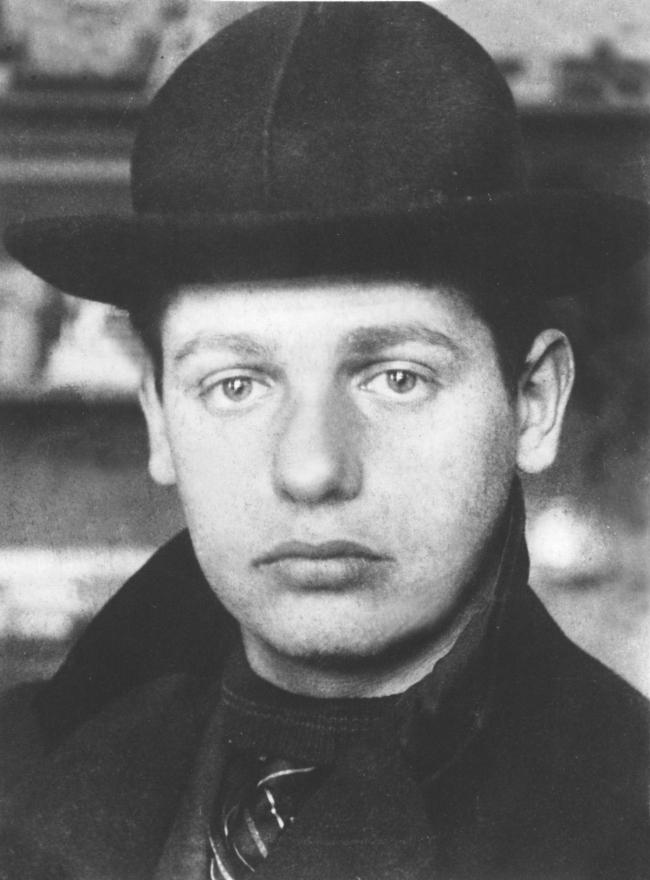 Архитектор Мишель де Клерк в юности. Фото предоставлено музеем «Хет Схип»