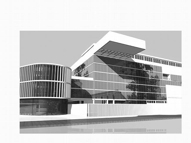 Здание Федерального Арбитражного суда Московского округа © ТПО «Резерв»
