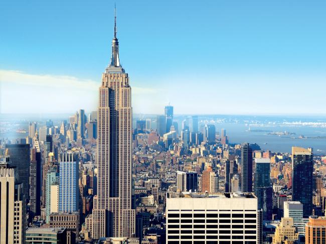 Картинки по запросу Эмпайр-стейт-билдинг (Empire State Building)