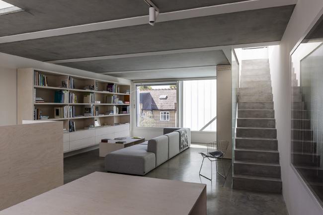 Дом Слип-Хаус в Лондоне Carl Turner Architects © Tim Crocker