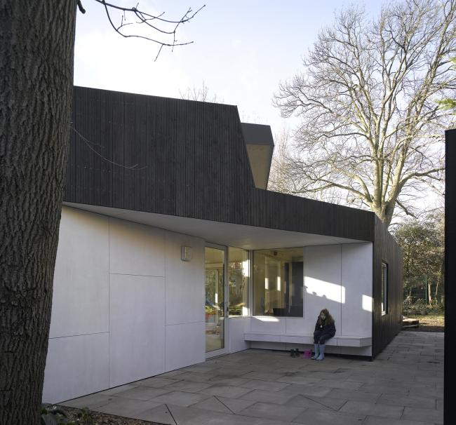 Детский сад Монпелье в Лондоне AY architects © Nick Kane