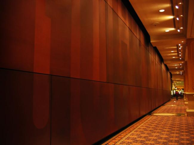 Выставочный зал Hermitage Guggenheim в отеле The Venetian Resort Hotel Casino. Фото © douglas via flickr.com