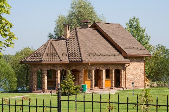 Поселок Бельгийская деревня. Архстройдизайн АСД.Фото: www.archaos.ru