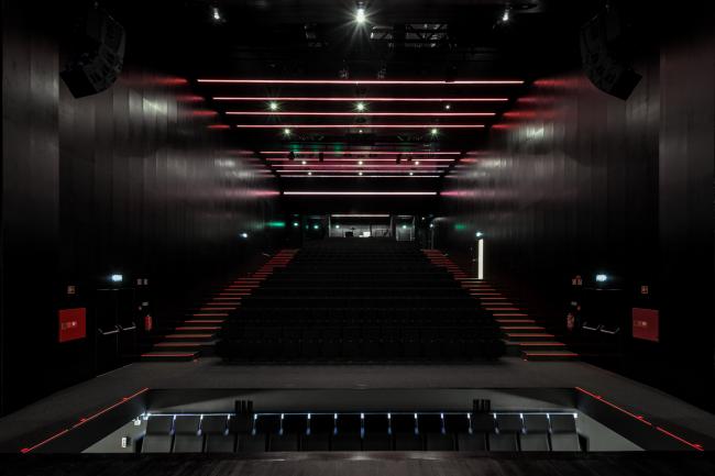 Культурный центр «Дом искусств». Фото © João Morgado. Предоставлено FAT – Future Architecture Thinking