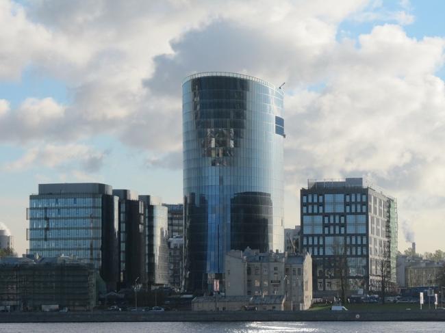 Деловой комплекс «Санкт-Петербург Плаза». Фото: www.skyscrapercity.com