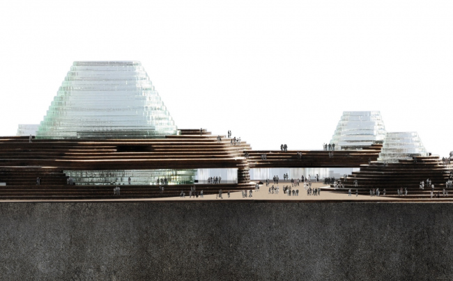 «Архипелаг». Lundgaard & Tranberg Arkitekter © Nobelhuset AB