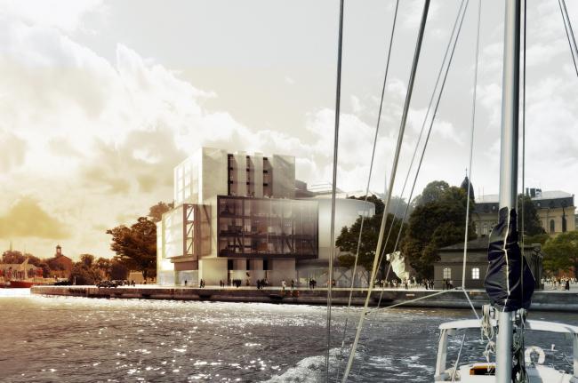 «После 1210». OMA © Nobelhuset AB