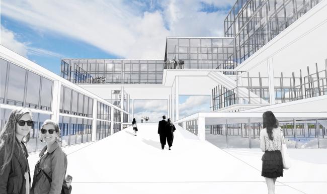 «Мы верим в способность постройки...». Lacaton & Vassal © Nobelhuset AB