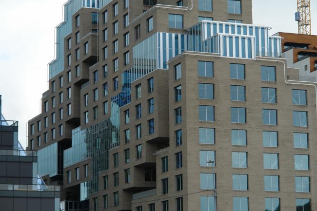 Штаб-квартира компании DnB NOR. Фото: Нина Фролова