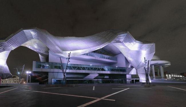 Миланский конференц-центр (MIC) - реконструкция. Фото: Raffaele Cipolletta © Mario Bellini Architects