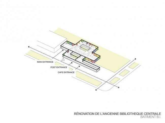 Федеральный политехнический университет Лозанны © DPA / Adagp