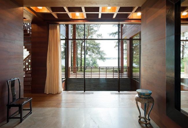 «Лучший дизайн интерьера частных жилых домов» Дом Макалун. Архитектурная мастерская Тотана Кузембаева