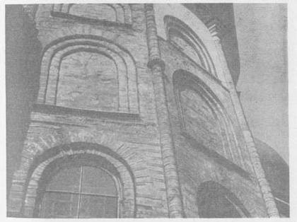 Киев. Софийский собор. Фрагмент центральной апсиды.