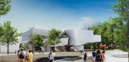 Музей Эли и Эдит Бродов. Проект Рэнделла Стаута